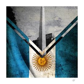 Flags - Argentina