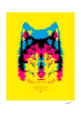Wolf CMYK