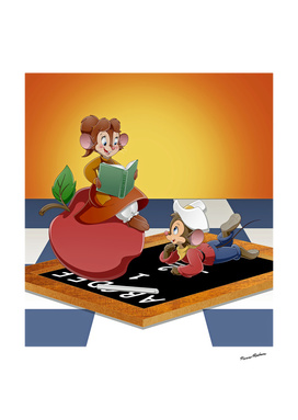 An American Tail 30th: Frame Tray Remaster