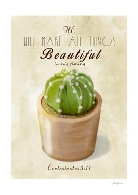 Resilient Cactus
