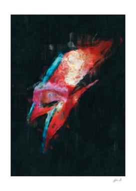 Ziggy Stardust Zag in the Night
