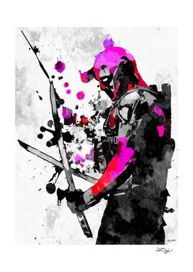 Deadpool Grunge