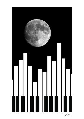 Piano in the Moonlight