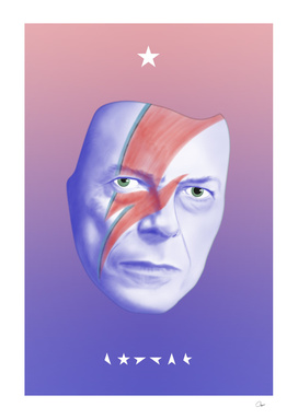 White Star Bowie