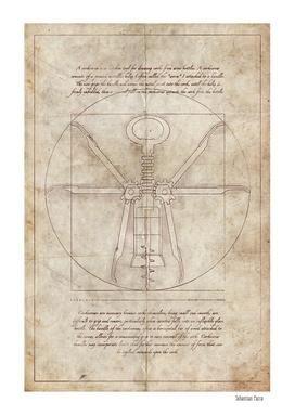 Da Vinci's real Creation