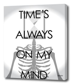 Time's Always on My Mind