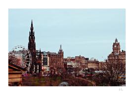Edinburgh In December