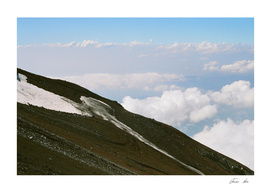 CLOUD & EARTH - MOUNT FUJI