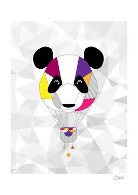 pandaBallon
