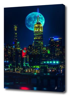 Mommy, I Photoshopped The Moon