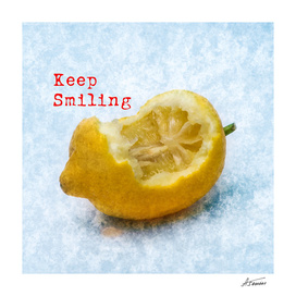 Lemon Keep Smiling