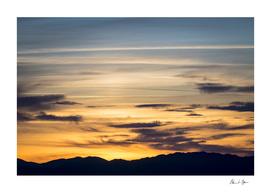 Mojave Desert Sunset 1