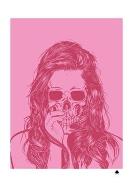 Skull Girl 1