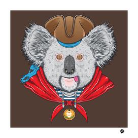 Captain Koala