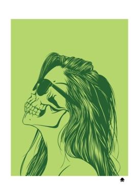 Skull Girl 2