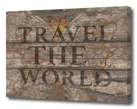 Travel The World Panoramic