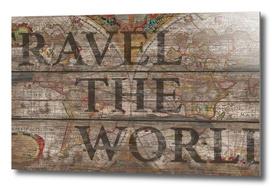 Travel The World Panoramic