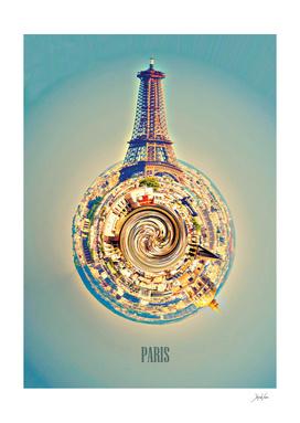 Little world - París!