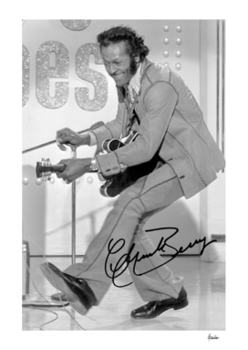 1973 Chuck Berry duck walk