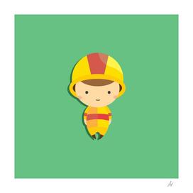 Kiddo 04 | Firefighter