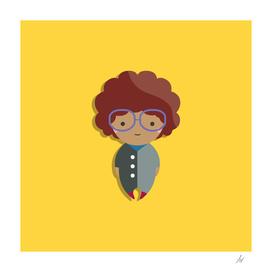 Kiddo 06 | Scientist