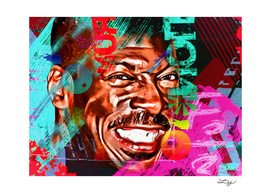 Eddie Murphy Painted