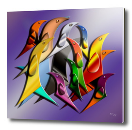Aviary in Harmony