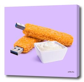 USB FINGERS