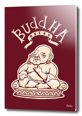 Buddha Rocks!