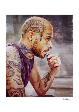 Tattooed man /2