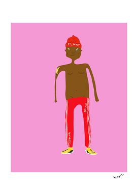 Pharrel Williams Human Made