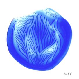 Flower blue one