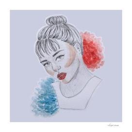 The Girl (portrait)