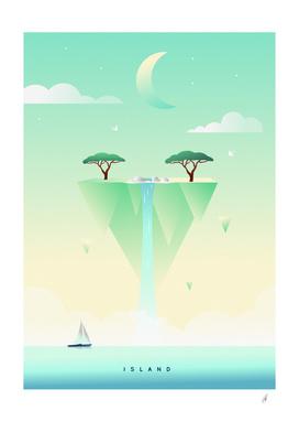 7worlds - Island