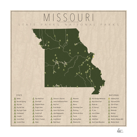 Missouri Parks