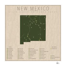 New Mexico Parks