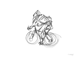 Hooded Rider