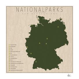 Nationalparks von Deutschland