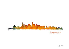 Vancouver city skyline v1 small