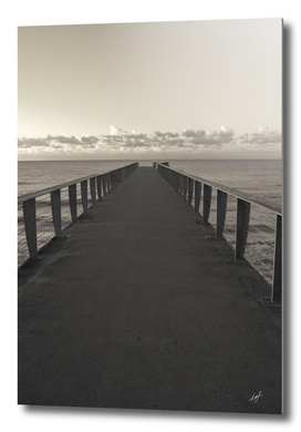 Pier to Horizon