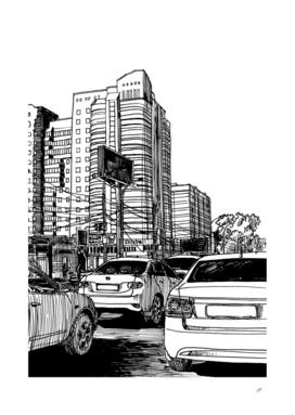 City view E