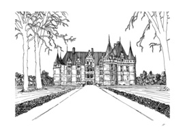 Azay-le-Rideau B