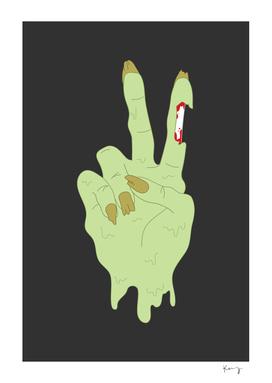 Peace Zombie