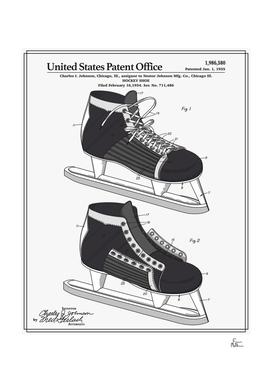 Hockey Skate Patent