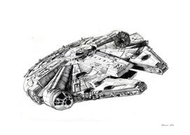 Millinum falcon