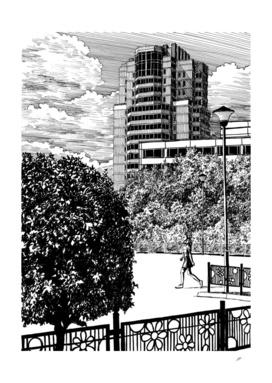City view X