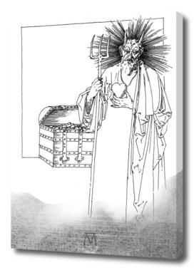 Antique Souvenir - The Heart of Satan