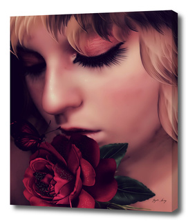 FRAGRANCE OF A ROSE
