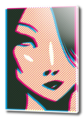 Graphic Face 01A