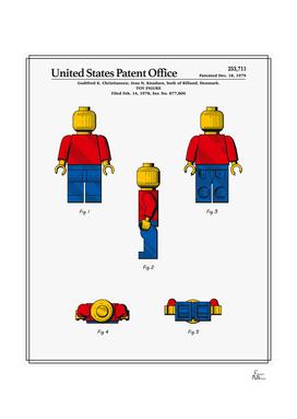 Toy Figure Patent v2
